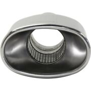New Exhaust Tail Pipe Tip For 1985-2008 Nissan Sentra