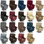 Pride Mobility Lc-580im Oasis Electric Recliner Power Lift Chair Medium New
