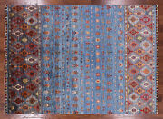 Lori Buft Super Gabbeh Area Rug 5and039 9 X 7and039 11 - Q2220