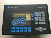 1 Pcs Ab Panelview 600 2711-b6c8 B Touch Screen In Good Condition