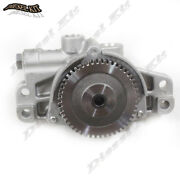 Isuzu 4le1 4le2 4lb Oil Pump For Jcb Hitachi Case Kobelco Excavator 8-97048809-7