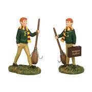 Dept 56 Harry Potter 2019 Fred And George Weasley 6003332 Nib