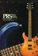 1990 Paul Reed Smith Prs Guitars - Vintage Ad
