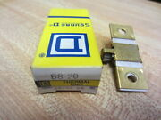 Square D B8.20 Overload Relay Heater Element B820 Pack Of 6