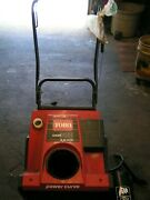 Toro 2-cycle 4.0hp Single Stage Snowblower - Modelccr2400 - Parts Unit