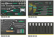 Stahlwille Tool Set In Tool-control Tray-system 97830607 Set With 139 Psc. 2502