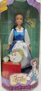 Disney's Beauty And The Beast 24931 My Favorite Fairytale Collect. Nib Nrfb New