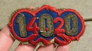 Ww2 Us Army Military 100th Chemical Mortar Battalion Italian Theater Made Patch