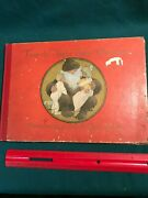 1912 Twas The Night Before Christmas Clement Moore Jessie Willcox Smith Ill.