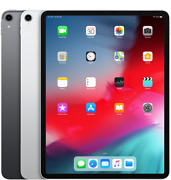 Apple Ipad Pro 12.9 3rd Gen 64gb 🍎 Silver Or Space Gray - Wifi Only Ios Tablet