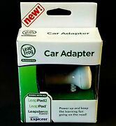 Leap Frog Car Adapter Charger Leappad Leappad2 Leapstergs Explorer Leapster New