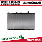 New Radiator Assembly For 2013-2017 Honda Accord 2015-2020 Acura Tlx 2.4l 3.5l