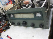 1 Rel Mono Turner Receiver For Western Electric System