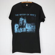 Vintage 1985 Sisters Of Mercy First And Last And Always Shirt
