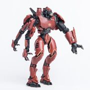 Jaeger Crimson Typhoon 7 Action Figure Toy Red Robot For Pacific Rim Series 1