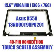 New Asus 15.6 X550cc X550c X550 Hd 1366x768 Lcd Touch Screen Digitizer Assembly