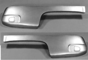 Chevrolet Chevy Rear Quarter Panel Set Left And Right 1949-1950 204l/r Ems
