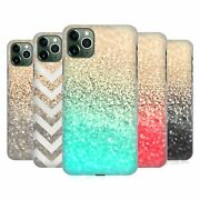 Official Monika Strigel Gold And Glitter Back Case For Apple Iphone Phones