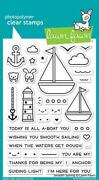 Lawn Fawn Stamp Smooth Sailing 36pc