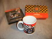 Nascar Lot Coca Cola Mug/cup, Dale Earnhardt Playing Cards,winston Cup Matches