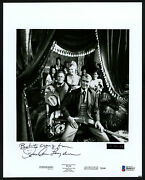 Sue Ane Langdon Autographed Signed 8x10 Photo Actress To Craig Beckett H44337