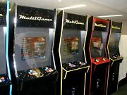3100+ In One Coin Operated Arcade Game New Cabinet / Updated Electronics