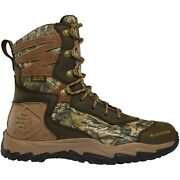 Lacrosse Menand039s 513361 Windrose 8 Mossy Oak Break-up 600g Shoes Hunting Boots