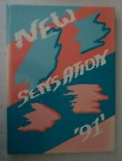 1991 Princeton Wi High School Yearbook Wisconsin Phs