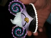 Disney Mickey Ears Hat Ornament - Ursula From The Little Mermaid Le 0674/6500