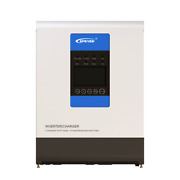 5000w Epever Mppt Inverter/charger Dc48v To Ac220v Pure Sine Wave Solar Andutility