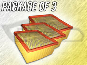 Air Filter Af6314ng For Dodge Ram 2500 3500 6.7l -case Of 3 -replaces 53034051ab