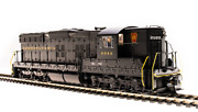 Pennsylvania Rr Sd7 W/dcc And Sound By Broadway Ltd W/rolling Thunder Sound In Ho
