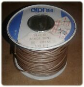 Cable Coaxial Rg-178b 30awg 50andomega 100andrsquo 30.5m