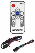 Kicker 41kmlc Kmlc Led Light Controller For Km Series Speakers And Subs New