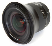 New Carl Zeiss Milvus Distagon T 21mm F2.8 Zf.2 Wide Angle Lens Nikon F Mount