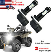 For New Polaris Sportsman Led Light Replacement Bulbs Headlights 500600700800