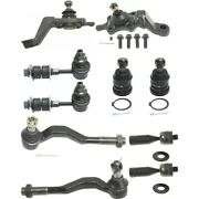 Tie Rod End Kit For 95-2000 Toyota Tacoma Front Left And Right 10pc