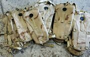 14 Camelbak Thermobak 3l 100oz Desert Camo Dcu Hydration Pack Carrier Only