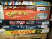 Board Game And Puzzle Collection Lot 1 Combined Shipping Make Offers 6xp