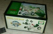 Sinclair Pedal Car Collectible Piggie Bank Second Edition Factory Sealed