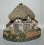 Olde Englandandrsquos Classic Cottages Collectible Country Manor Resin Figure