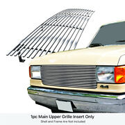 Fits 1987-1991 Ford Bronco/f-series Stainless Steel Billet Grill