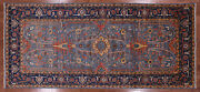 5and039 2 X 11and039 9 Fine Serapi Hand Knotted Rug - Q3161