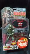 Moby Dick Resident Evil Rsaf Series 11 Hunk 20 In Rare Figure Resident Umbrella
