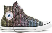 Converse San Francisco Pride Lgbt Subtle Stripe Hightop Shoes M-10 / W-12 Htf