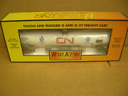 Mth 30-73453 Canadian National 33k Gallon Tank Car - Make Offers