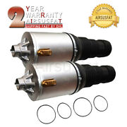 2 Pcs Front Air Suspension Spring Bag For Bentley Continental 3w0616040k 03-12