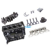 2.0t Engine Block And Crankshaft And Piston Kit Assembly Fit For Vw Golf Jetta Audi