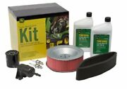 John Deere Oil And Filter Home Maintenance Kit Lg244 X728se Lawn And Garden Tractor