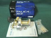 New Shimano Talica 16 Ii Tac 16ii 2-speed Fishing Reel 1-3 Days Fast Delivery